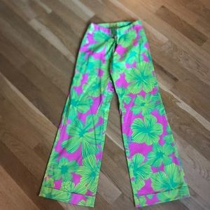 Wide Leg Lilly Pulitzer Pants